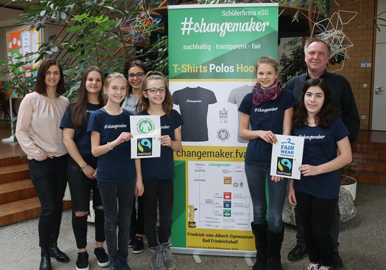 Schülerfirma #changemaker