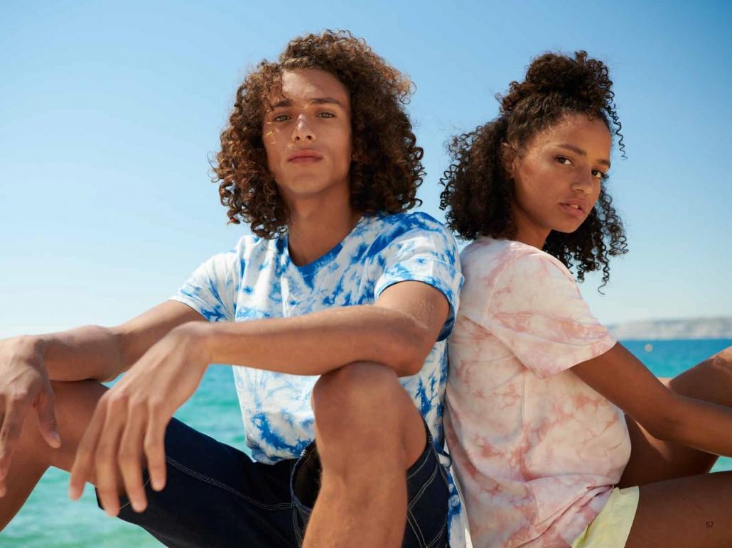 Stanley/Stella Batik T-Shirts
