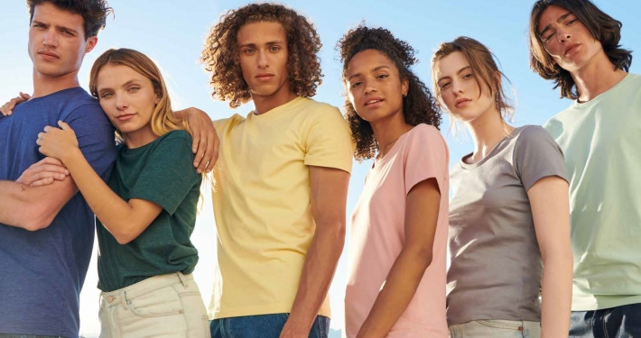 Stanley/Stella Colorful T-Shirts