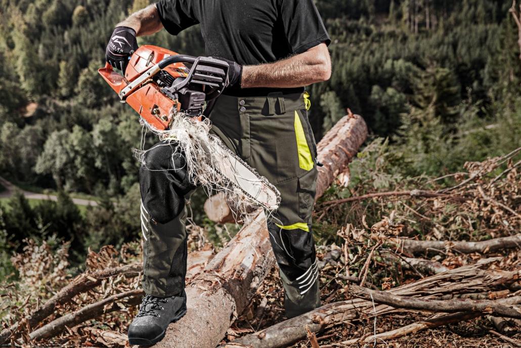 KUEBLER FOREST Schnittschutz