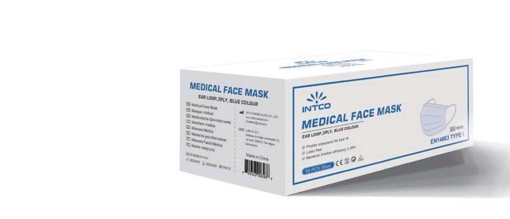 Medizinische Gesichtsmaske
